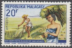 Malagasy #395 MNH F-VF (SU3099)