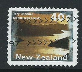 New Zealand  SG 1986b  FU