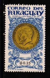 Paraguay - #859A John F. Kennedy - MNH