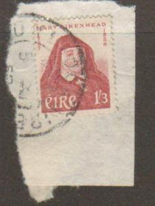 Ireland #168 Used on Piece