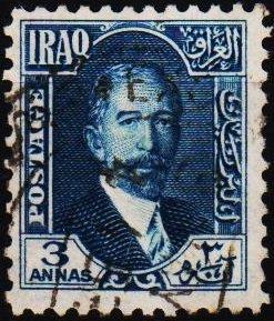 Iraq. 1931 3a S.G.84 Fine Used