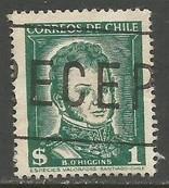 CHILE 265 VFU 17G-1