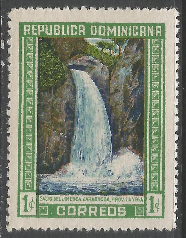 DOMINICAN REPUBLIC 422 MOG 34A