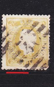 PORTUGAL [1867] MiNr 0027 ( O/used ) [01]