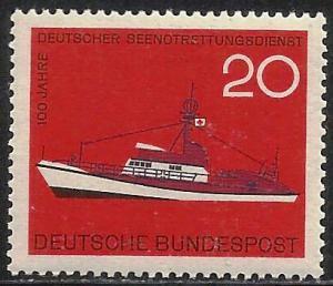 Germany 1965 Scott# 929 MNH