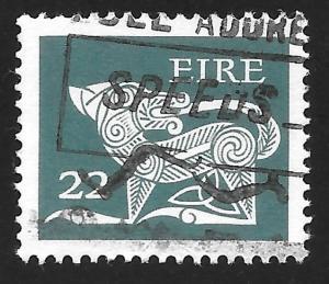 Ireland #472 22p Dog from Ancient Brooch, County Kilkenny