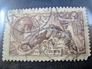 GREAT BRITAIN  -  SCOTT #173   Used                 (alb15)