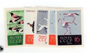 Russia Soviet Union #2683-2687 MNH - Stamp - CAT VALUE $3.00