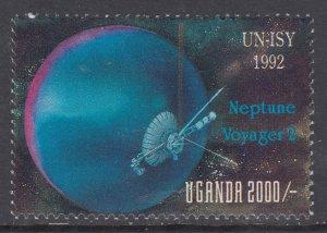Uganda 1107 Space MNH VF