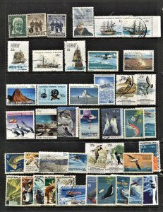 STAMP STATION PERTH Aust. Antarctic. Terr. #43  Mint / Used - Unchecked
