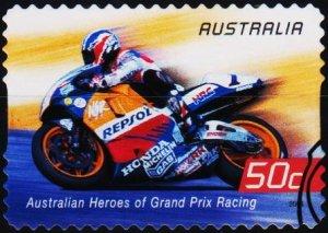 Australia. 2004 50c S.G.2450 Fine Used