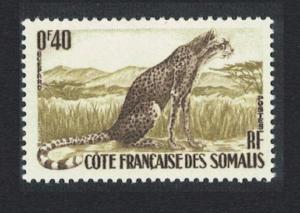 Fr. Somali Cheetah 1v SG#433 SC#272