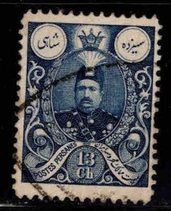 IRAN Scott 434 Used 1907 stamp
