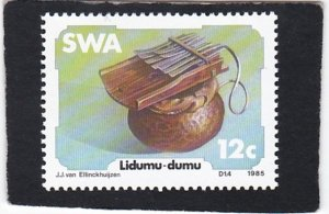 South West Africa,  #   548    unused