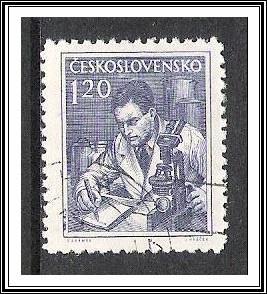 Czechoslovakia #653 Scientist CTO NH