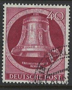 Germany - Berlin Scott 9N79 Used!