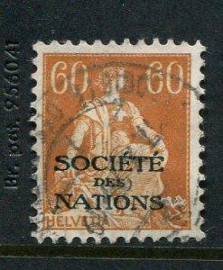 Switzerland #2O 23 Used