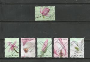 #2754 & #2755 a-e Magnolias