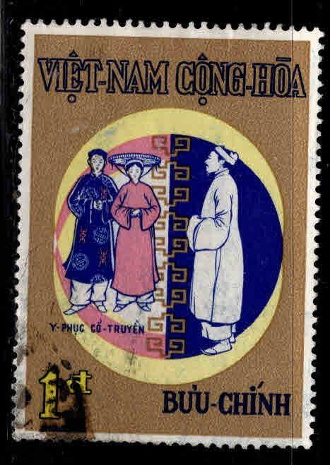 South Vietnam Scott 370 Used stamp