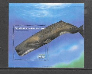 WHALES - CHILE #1415    MNH