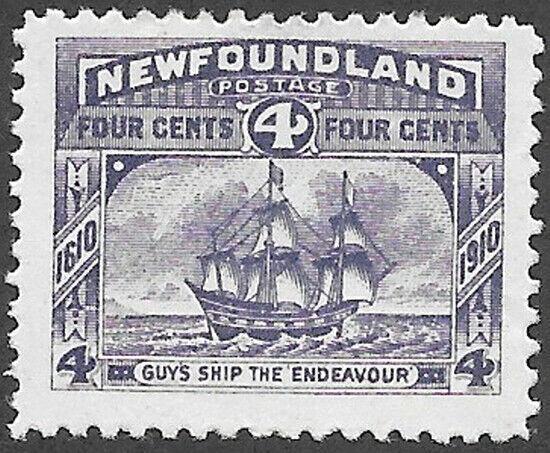 Newfoundland Scott Number 90 FVF H