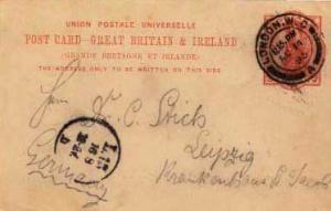 Ireland, Government Postal Card