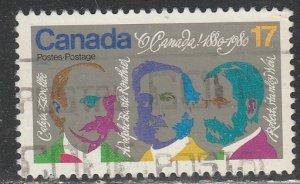 Canada   858     (O)    1980