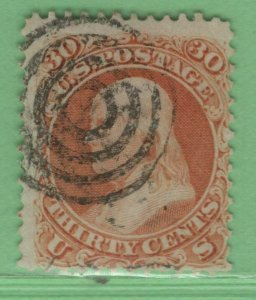 $US Sc#71 used, average, no faults, Cv. $225