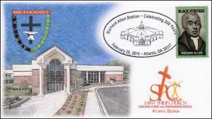 2016, Richard Allen, AME, Black Heritage, Saint Philip Church, Atlanta, 16-273