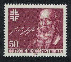 Berlin Birth Bicentenary of F L Jahn pioneer of physical education SG#B554