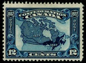 CANADA SG270, 12c blue, M MINT. Cat £35.
