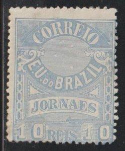 Brazil SC  P22  Used