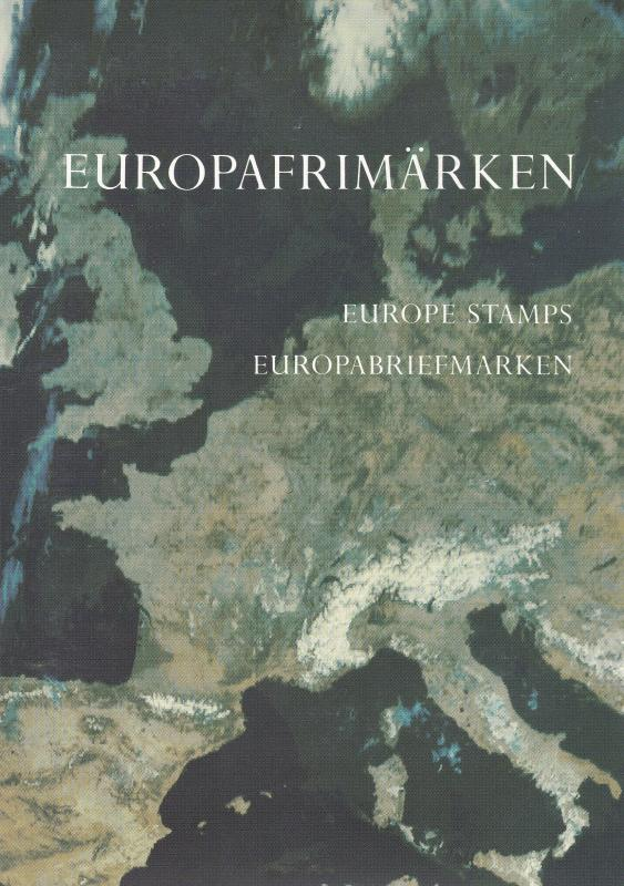 Sweden Post Product 1983-1987 EUROPA Issues in Presentation Book