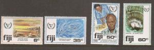 Fiji #438-41 Mint