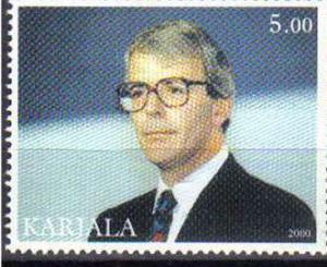 GREAT BRITAIN, Prime Minister Sir John Major