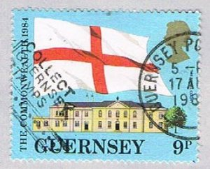 Guernsey 279 Used Flag 1984 (BP41722)