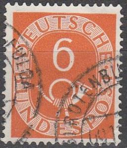 Germany #673  F-VF Used CV $3.00