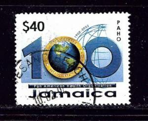 Jamaica 960 Used 2002 Pan American Health Union