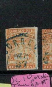 Venezuela SC 1a Item 1 CDS VFU (1exi)