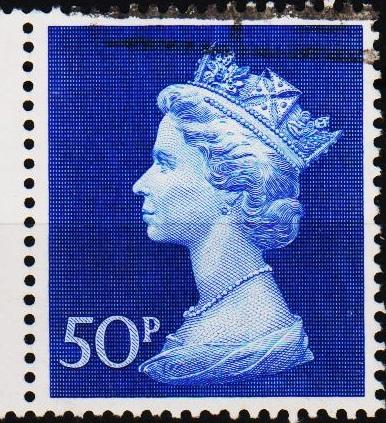 Great Britain.1970 50p S.G.831 Fine Used