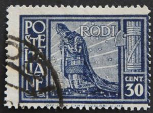 Italian Offices Abroad – Rhodes Scott #59 – USED