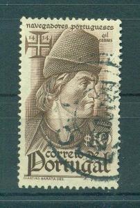 Portugal sc# 642 used cat value $.25