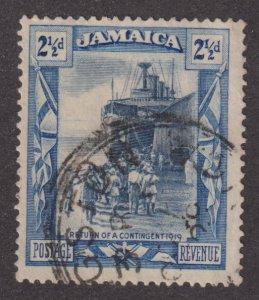 Jamaica 92  Return of Overseas Contingent 1921