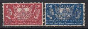 Ireland, Sc 103-104 (SG 109-110), used