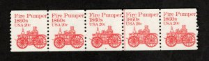 PNC5 1908  Fire Pumper #9  MNH 1981-91