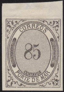 MEXICO  An old forgery of a classic stamp..................................69190