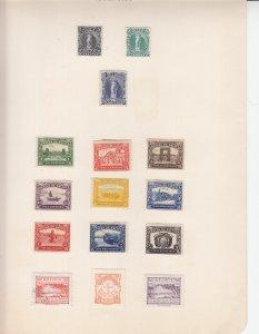 Bolivia: Revenue Lot, MH//Used (S17737)
