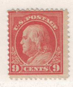 United States (U.S.) Stamp Scott #415, Mint Hinged - Free U.S. Shipping, Free...