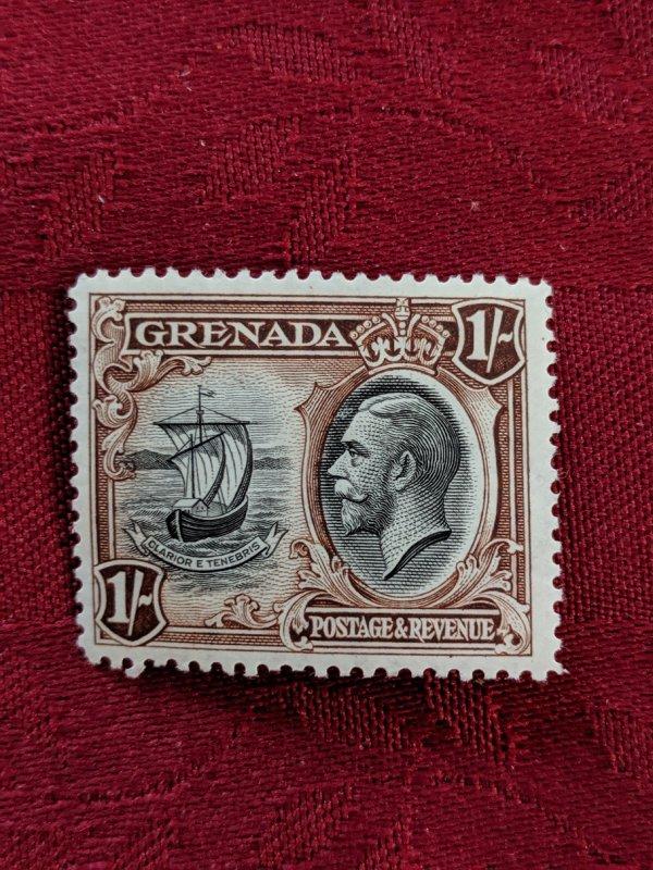 Grenada 121 VFVLH, CV $3.50