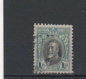 Southern Rhodesia 1935 1s perf 11 1/2 FU